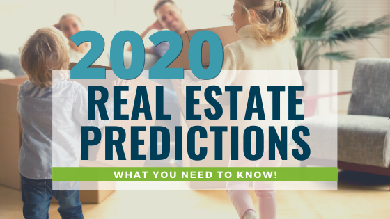 2020 Real Estate Predictions